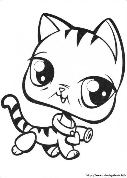 Lps omalov nky danielcinilps - Dessin anime de littlest petshop ...
